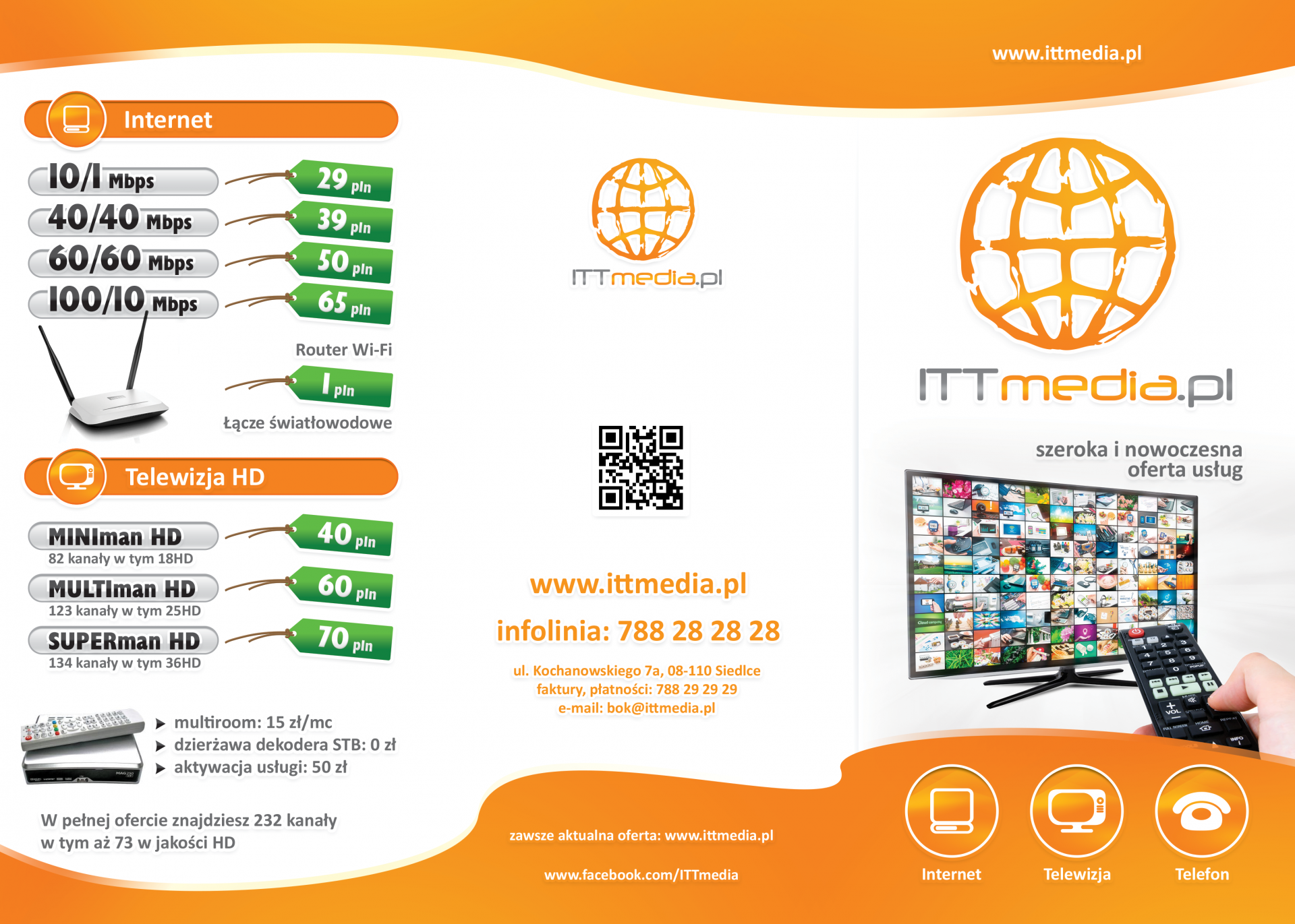 ITTmedia - 3xDL Flyer 2. Outer sites