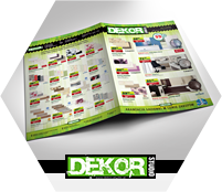 DEKOR STUDIO. Catalog of products