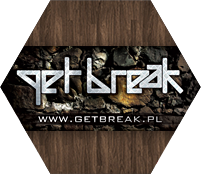 Get Break - Banner 300x125cm