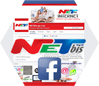 NETbis Media, Facebook, TV, Web