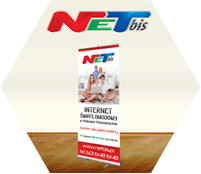 NETbis Roll-Up 100x200cm