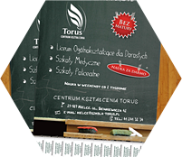 Centrum Ksztalcenia Torus - Training Centre Torus. Table
