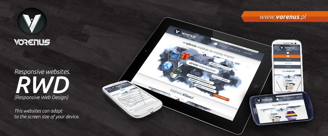 Vorenus Interactive Agency - Responsive Web Sites
