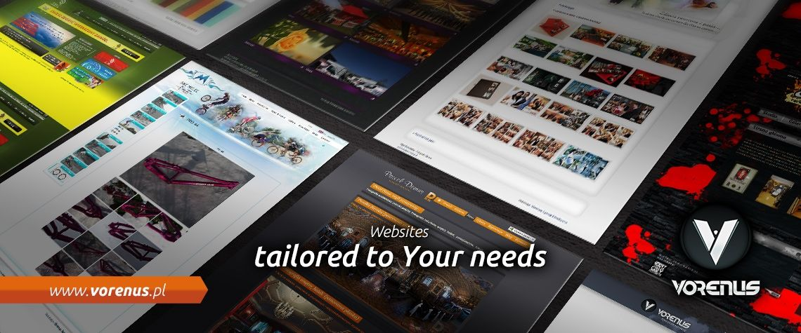 Vorenus Interactive Agency - Websites tailored to Your needs.
